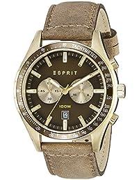 Esprit Women's Chronograph Quartz Watch with Leather Strap – ES108241003