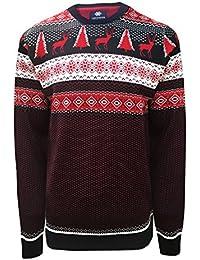 Threadbare Pulls Tricotés Fantaisie pour Adultes pour Noël