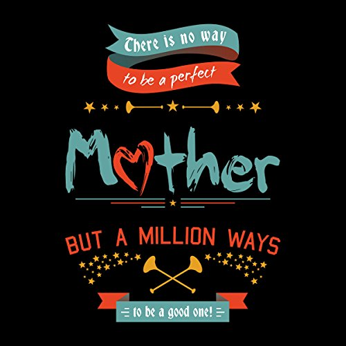 There Is No Way To Be A Perfect Mother Mothers Day Men's Vest Black