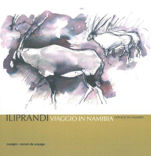 Voyage en Namibie par Giancarlo Iliprandi