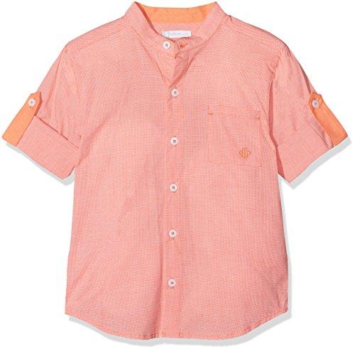 TUTTO PICCOLO Baby-Jungen Hemd 4028NS18 Orange O00, 92 cm Tutto Piccolo