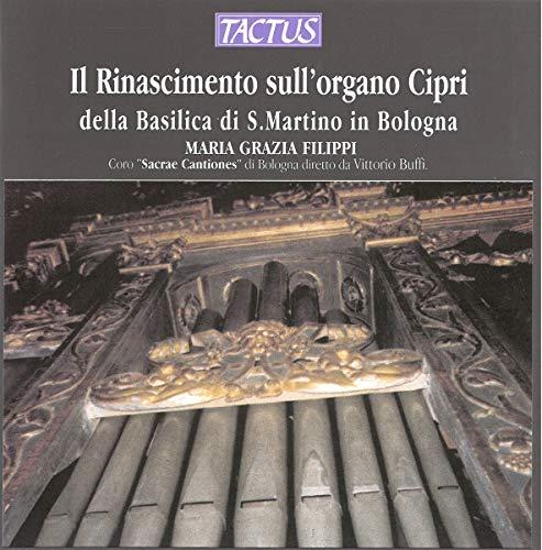 Die Cipri-Orgel der Basilika San Marco,Bologna
