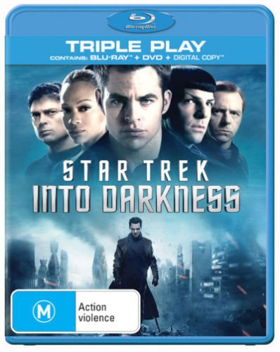 Star Trek Into Darkness [Combo Blu-ray + DVD + Copie digitale]