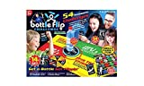 14PC BOTTLE FLIP GAME BOARD KIDS FUN FAMILY 54 CHALLENGES 6 PLAYERS XMAS GIFT Bild