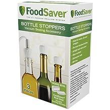 FoodSaver Bottle Stoppers by FoodSaver