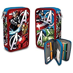 aucun Estuche Avengers – Doble Compartimento
