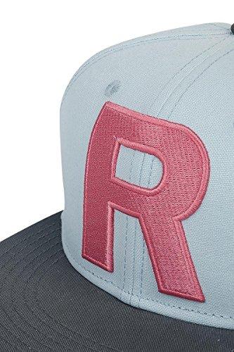 Pokemon-Team-Rocket-Big-R-Snapback-Cap-multicolor