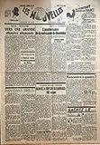 Telecharger Livres NOUVELLES LES N 480 du 20 05 1945 REVEIL PRINTANIER VERS UNE GRANDE OFFENSIVE ALLEMANDE EN INDOCHINE L AMIRAL VISITE LES AMENAGEMENTS DE DALAT PAN DANS SIRIUS PAR LA PETITE CAMERA DANS LE PACIFIQUE L ANNIVERSAIRE DE LA NAISSANCE DE BOUDDHA LES BATAILLES NAVALES DU PACIFIQUE LA GUERRE AERIENNE S INTENSIFIE BILAN DE LA RUPTURE DES BARRAGES 700 VICTIMES PAR A DE S LES RAIDS DES ANGLO AMERICAINS EN ECOUTANT PARLER LA FRANCE LES RECEPTIONS DU MARECHAL ET CELLES DE M (PDF,EPUB,MOBI) gratuits en Francaise