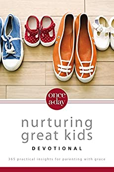 NIV, Once-A-Day: Nurturing Great Kids Devotional, eBook: 365 Practical Insights for Parenting with Grace di [Seaborn, Dan]