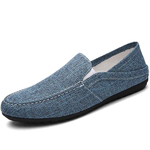 Piselli di estate un pedale scarpe/Confortevole e traspirante scarpe casual in Guida dellimpulso A