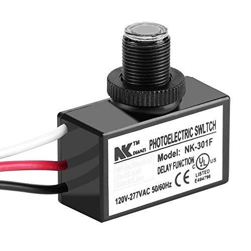 120–277V Dusk to Dawn Sensor Fotoelektrischer Schalter Licht Fotozelle Sensor Beleuchtung Schalter