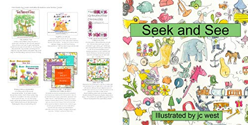 Seek and See (English Edition)