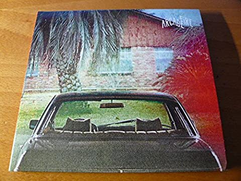 arcade fire - the suburbs - cd - -