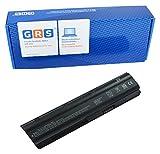 GRS Notebook Akku mit 6600mAh fǬr HP Compaq Presario CQ42, CQ32, HP Pavilion dm4, HP G62, G42, G72, dv3, dv4, dv5 dv6, dv7, ersetzt: MU06, MU09, 593553-001, WD548AA, WD549AA, HSTNN-IB0X, HSTNN-Q60C, HSTNN-IB1E, HSTNN-OB0X, 586006-361, HSTNN-178C, HSTNN-OB0Y, HSTNN-181C, Laptop Batterie 6600mAh, 10.8V