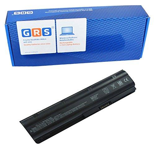 GRS Batterie d'Ordinateur Portable avec 6600 mAh pour HP Compaq Presario, 10,8 V