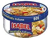 Isabel 14693 - Plato preparado con base de pescado, pasta y horta, 220 g