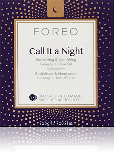 FOREO - Call It a Night Mascarilla Activada UFO