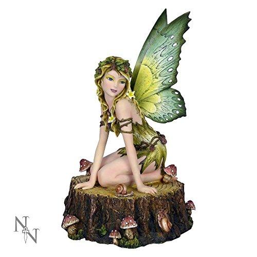 Figura decorativa de hada Fira, de la marca Nemesis Now (25,6 cm)