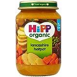 Hipp Lancashire Organique Potée 7 + Mois 190G