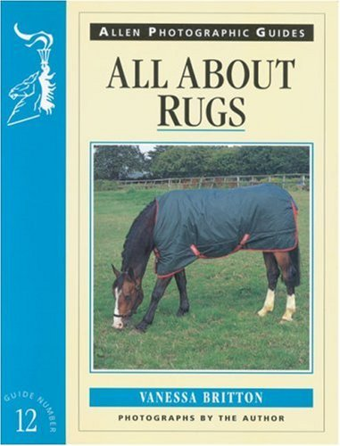 All About Rugs (Allen Photographic Guides) by Vanessa Britton (1999-09-16)