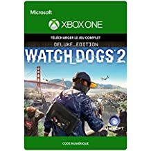 Watch Dogs 2 Deluxe [Xbox One - Code jeu à télécharger]