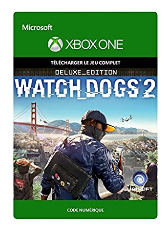 Watch Dogs Xbox - Watch Dogs 2 Deluxe [Xbox One -
