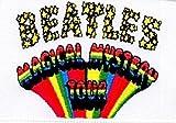 Beatles Magical Mystery Tour Aufnäher 9cm x 6cm
