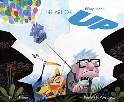 The Art of Up par Tim Hauser