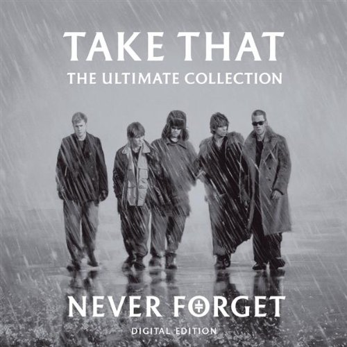 Take That  - Everything Changes