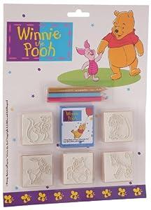 Multiprint 5770 Winnie The Pooh - Juego de tampones (5 Unidades)
