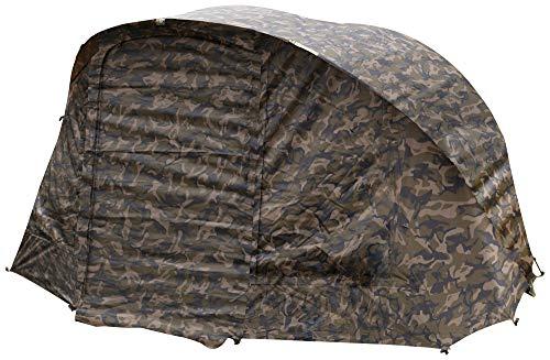 Fox R-Series 1 Man XL WRAP camo - Überwurf für Karpfenzelt, Zeltüberwurf für Angelzelt, Außenwand für Zelt, Angelzeltüberwurf