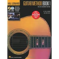 Hal Leonard Guitar Method - Book 1, Deluxe Beginner Edition: Includes Audio & Video on Discs and Online Plus Guitar Chord Poster by Will Schmid (2016-01-01) - Hal Leonard Guitar Chords Poster