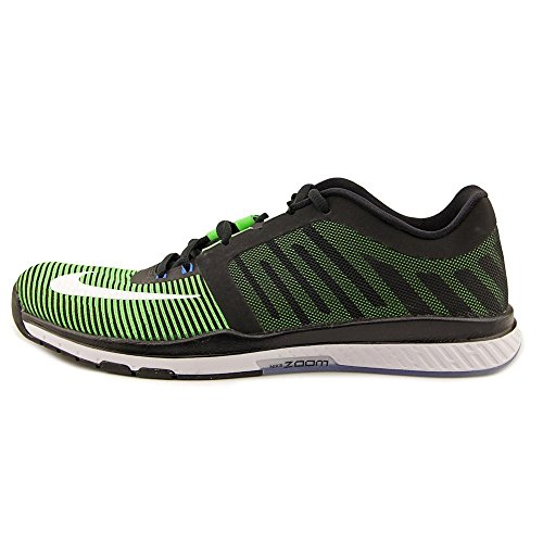 Nike Zoom Speed TR3 Scarpe Da Pallamano, Uomo Verde / Blanco / Negro (Green Strike / White-Black-Soar)