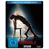Deadpool 2 (Steelbook mit Flashdance Artwork) [Blu-ray]
