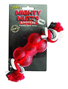 Pet Love Mighty Mutts Mini Raggers Os pour Chien