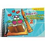 Voggy's Blockflöten-Liederbuch 2