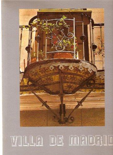 Juan de Villanueva y el Jardín Botanico del Prado y otros artículos (Madrid, 1987) Revista VILLA DE MADRID. Nº 91 Año XXV