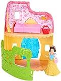 Disney Princess MagiClip Playset: Snow White's Cottage