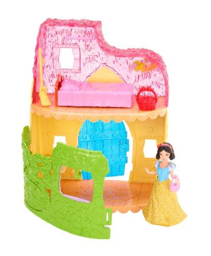 Disney Princess MagiClip Playset: Snow White's (Snow White Disney Princess)