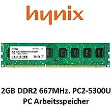 Hynix 2GB DDR2667MHz PC2–5300(240pin) PC Memoria RAM Memory 3rd DIMM