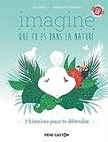 """Afficher """"Imagine que tu es dans la nature"""""""