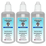 Triple Pack – 3x 100ml Heisenberg E Liquid 80/20 Cloud Chaser Vape Juice Sub Ohm Juice Shisha Vape Liquid 0mg eJuice E Cigarette Liquid Ecig Juice (Nimbus E Liquid)