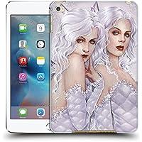 Ufficiale Selina Fenech Sorelle Argentate Fate Cover Retro Rigida per Apple iPad mini 4