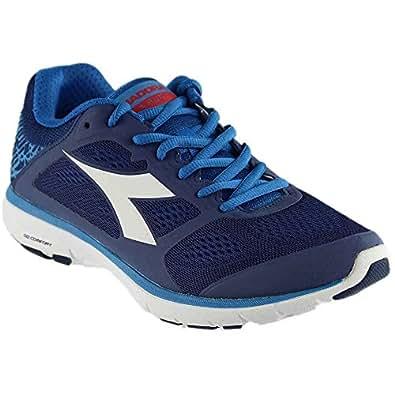 Diadora Men's X Run Saltire Navy/Assuro Bambino/White Athletic Shoe YjvuHu