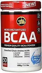 All Stars BCAA Powder, Neutral, 1er Pack (1 x 500 g)