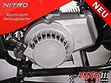 Kinderquad Dragon (Benzin 49ccm) - 2