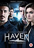 Haven: Season 5 - Volume 1 (3 Dvd) [Edizione: Regno Unito] [Import anglais]