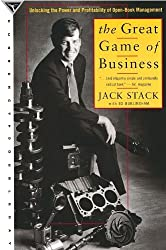 The Great Game of Business: Unlocking the Power and Profitability of Open-Book Management by Jack Stack (1994-10-01)