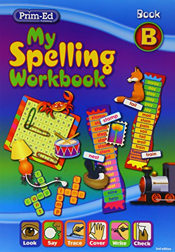 My Spelling Workbook: Book B