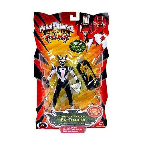 Power Rangers Jungle Fury Action Figure Jungle Master Bat Ranger by Bandai [並行輸入品]